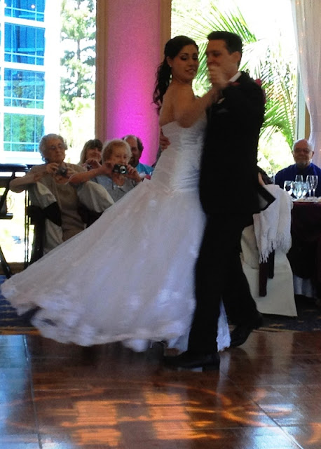 Disneyland Wedding - First Dance