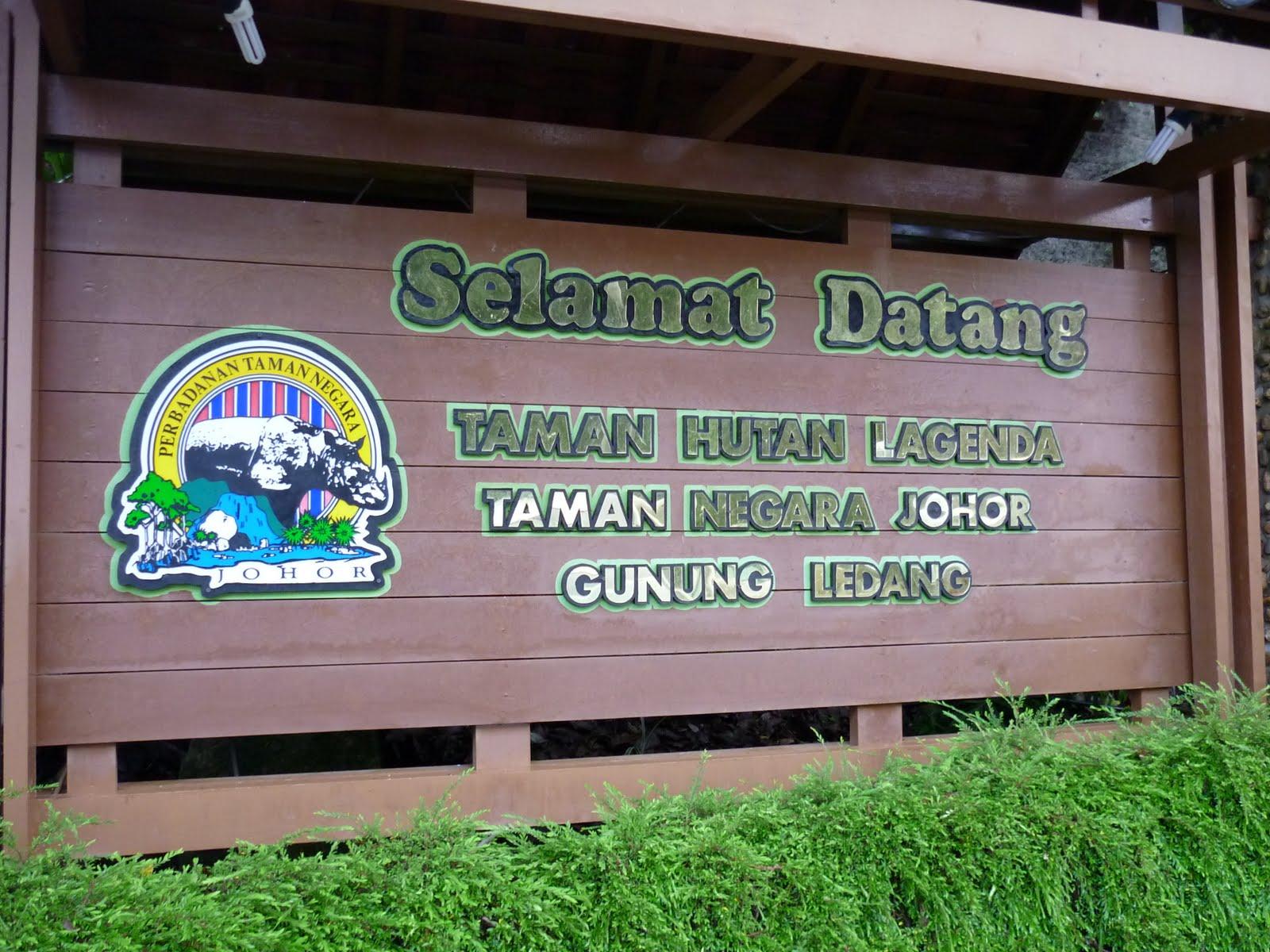 Hiking Gunung Ledang via Asahan - fuziahmahadi.blogspot.com