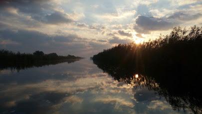 Delta Dunării - Canalul de Centură - Litoral