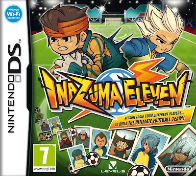 Inazuma Eleven Es Un Juego De Deportes Para Nintendo DS Que  Bina El