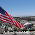 Bakersfield, CA -- A Thousand Flags on Memorial Day 2014