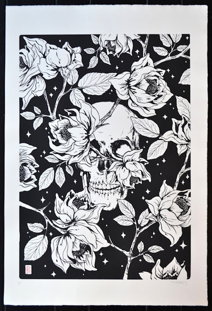 """Part Of Nature"" New Print Release By Israelian Street Art Crew Broken Fingaz 1"