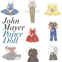 Cover John Mayer - Paper Doll