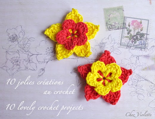 10 lovely crochet project - my pinterest selection of the week