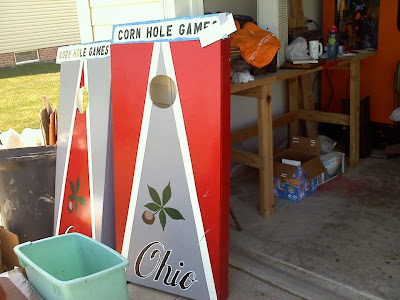  OSU Corn Hole Game Set