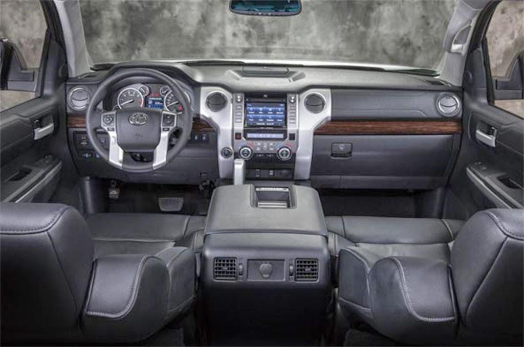 2015 Toyota Tacoma Redesign Interior