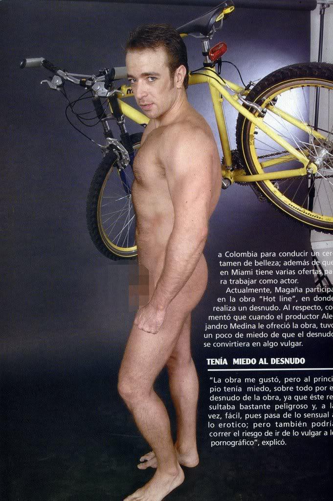 Los Famosos Al Desnudo Raul Maga A