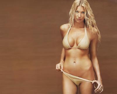 Giulia Siegel Bikini Wallpaper