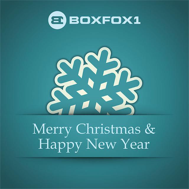 Merry Christmas & Happy New Year from Boxfox1