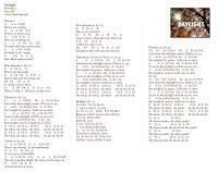 Daylight Maroon 5 Notes