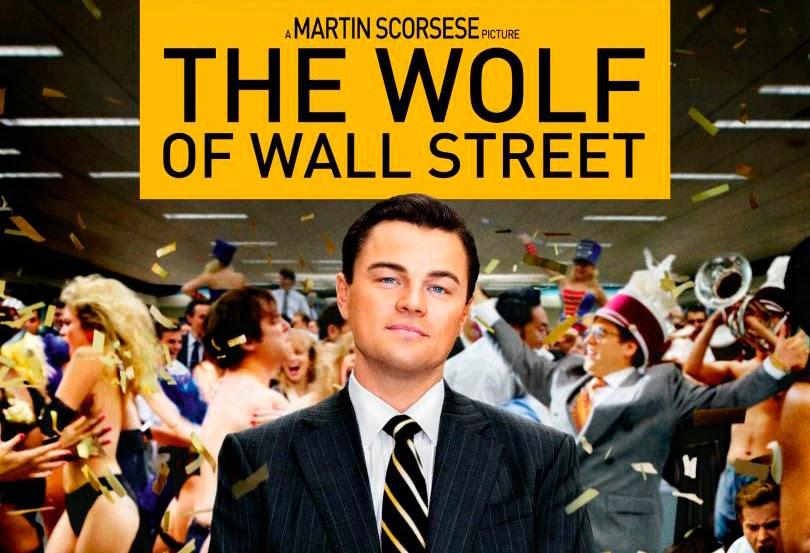 el lobo de wall street cine