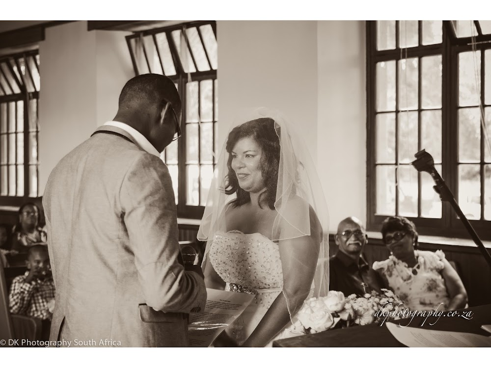 DK Photography last+blog-35 Charlene & Joshua's Wedding in Rondevlei Nature Reserve  Cape Town Wedding photographer