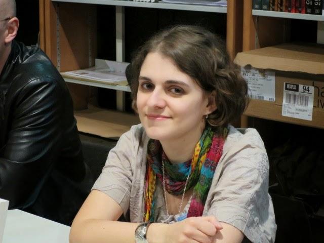 Mélanie Fazi, née le 29 novembre 1976 à Dunkerque, est auteur de fantastique et traductrice de fantasy et de fantastique.