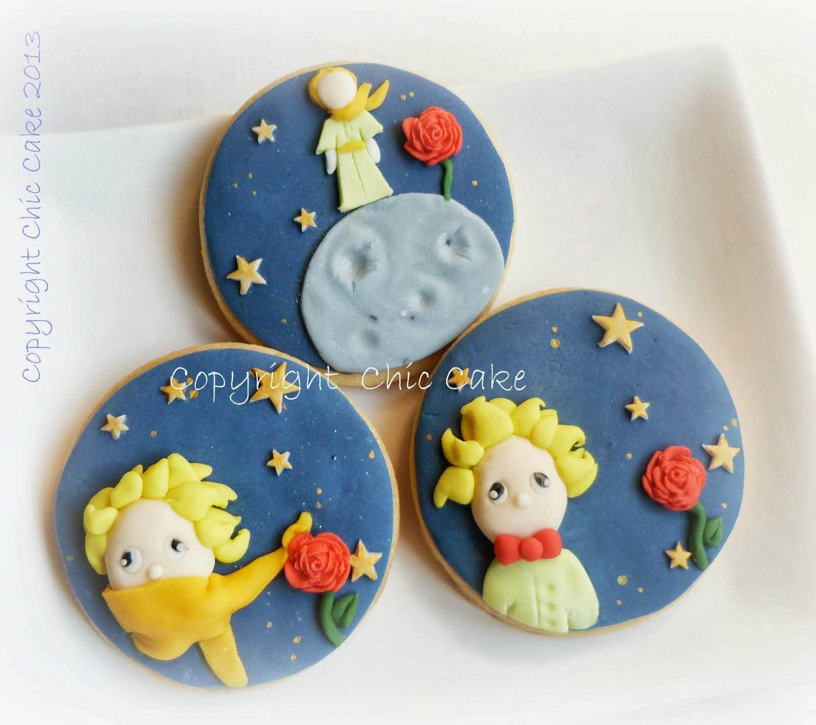 Biscotti Piccolo Principe-Little Prince cookies