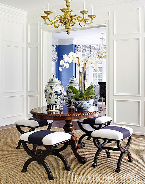 chinoiserie chic blue and - photo #21