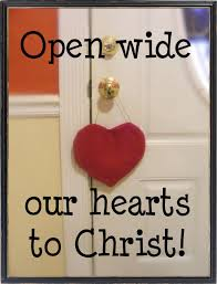 The Words That Open His Heart