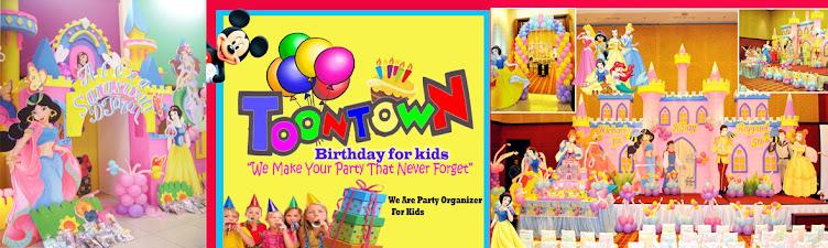 Event Organizer Ulang Tahun Anak di Jakarta | Kids Party Organizer | Kue Ulang Tahun Anak di Jakarta