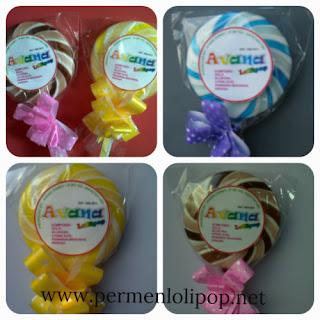 Permen Lolipop Star candy