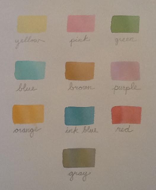 Art Intertwine-Homemade Watercolours