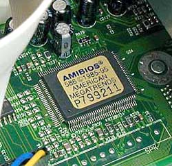 Microprocessor-Chip