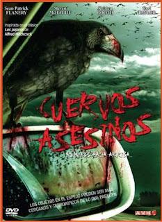 Ver Película Cuervos Asesinos / Kaw Online Gratis (2007)