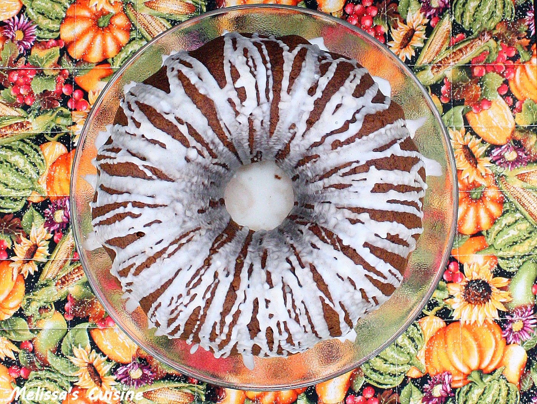 Melissa's Cuisine: Pumpkin Cake