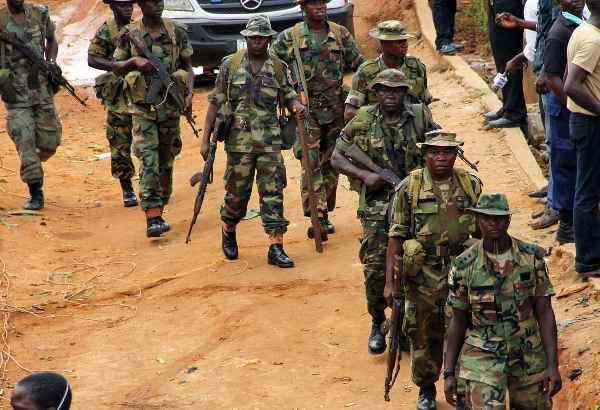 Serangan Militer Nigeria Tewaskan 74 Militan