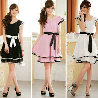 dress baru