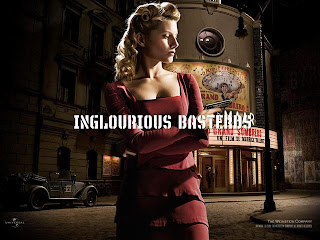 Melanie Laurent as Shosanna Dreyfus in Quentin Tarantino's 'Inglourious Basterds'