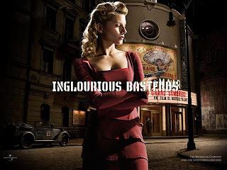 Melanie Laurent as Shosanna Dreyfus in Quentin Tarantino's 'Inglourious Basterds'