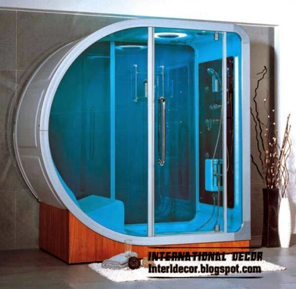steam shower, shower cabins