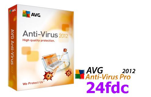 AVG Antivirus Pro 2012 v12