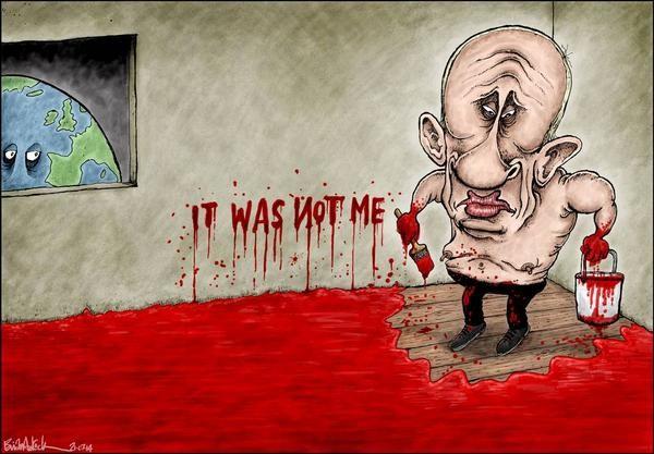"""Путин вновь проговорился о том, кто развязал войну в Украине: """"Мы были вынуждены защищать русскоязычное население на Донбассе"""" - Цензор.НЕТ 589"""
