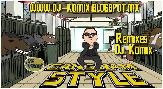 gangnam style remix скачать