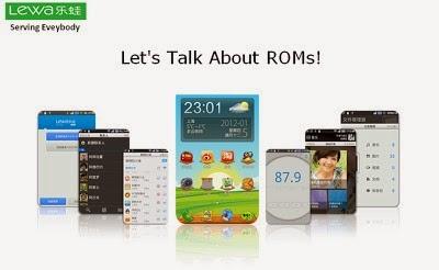 Rom Lewa OS Smartfren Andromax C