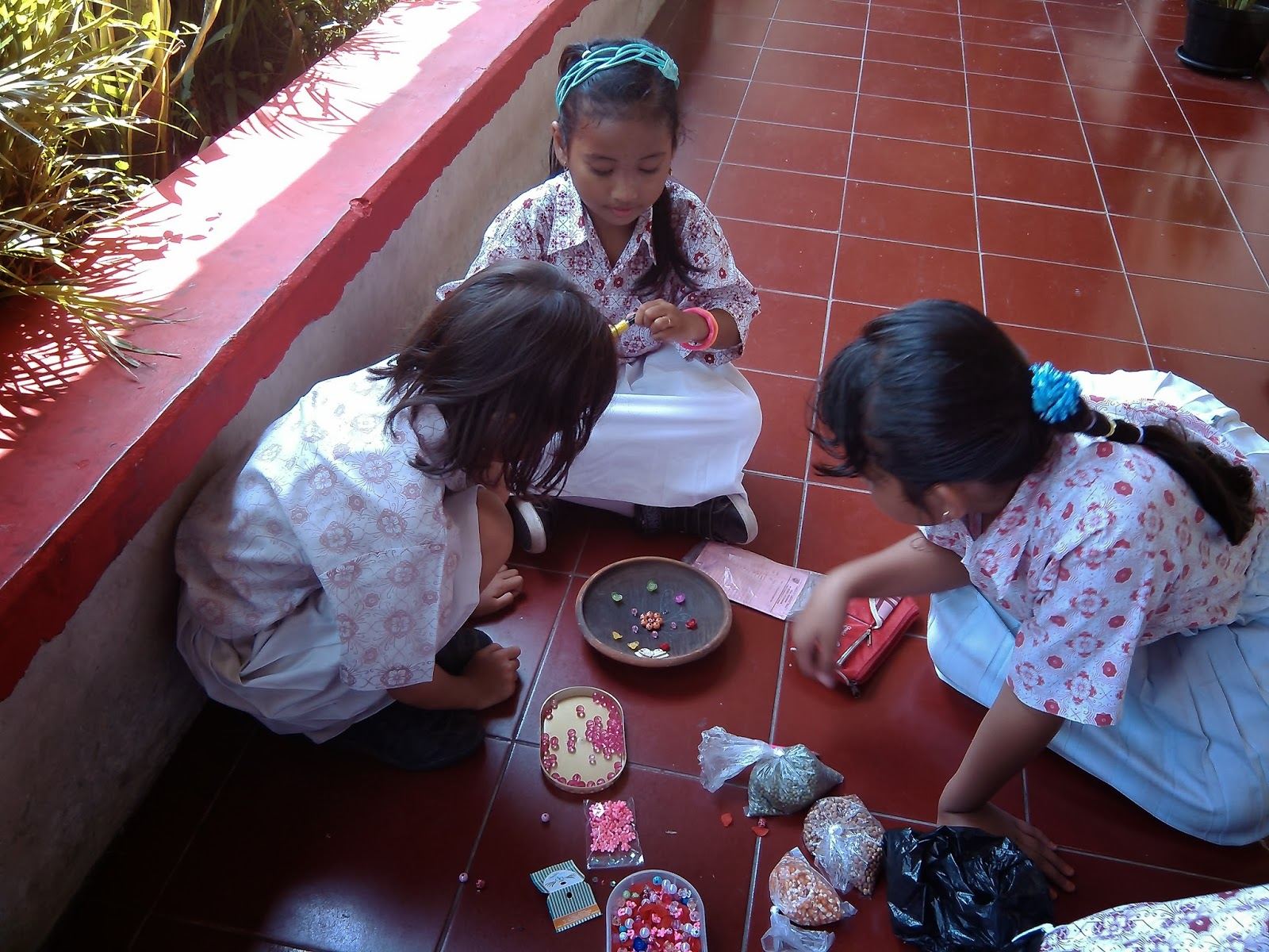 Pembelajaran Praktek Prakarya Website Resmi Sd Negeri 1 Patukangan Kendal