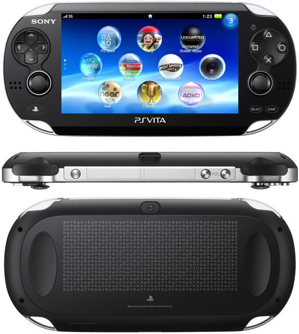 PlayStation Vita, una realidad característica y video de presentacion 0