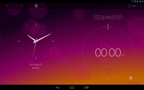 Timely, app despertador para tu android