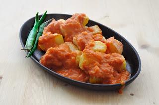Patatas Bravas ~ Simple Food