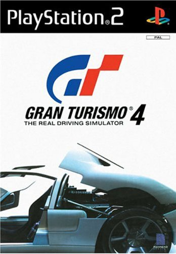 Gran Turismo 4 PC (4GB) (ps2 emulator)