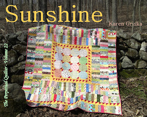 New Scrap Quilt Pattern!