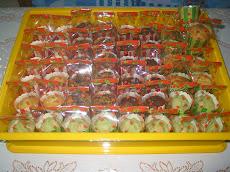 Variety Muffins - Saiz medium - RM0.80 (Min. 50 biji), Large - RM1.30 sebji. (Min. 35 biji)