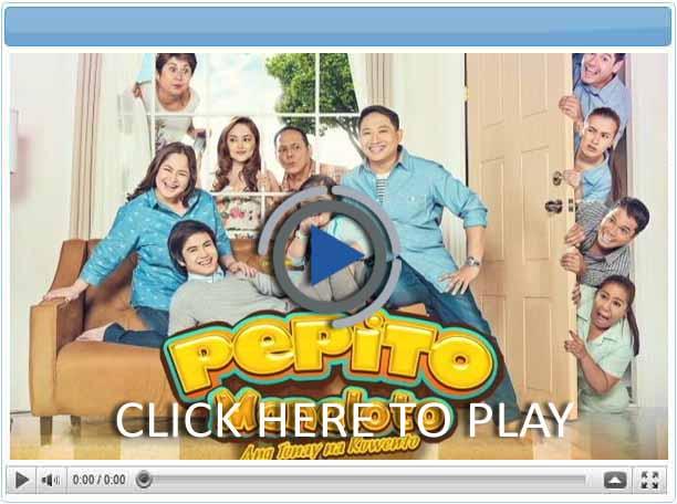 Pepito Manaloto: Ang Tunay na Kwento - Pinoy Show Biz  Your Online Pinoy Showbiz Portal