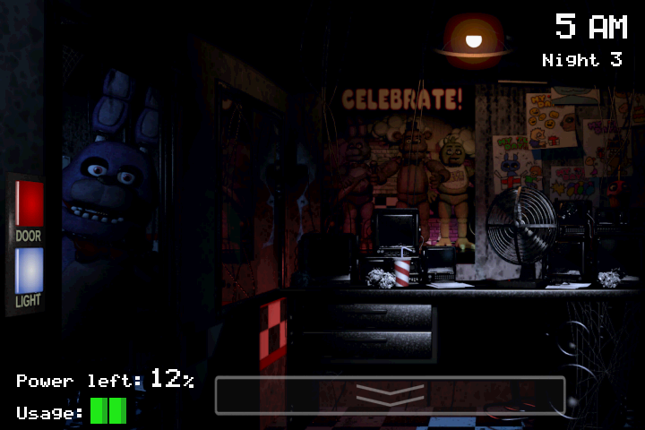 Free Download  Five Nights at Freddy's v1.83 APK
