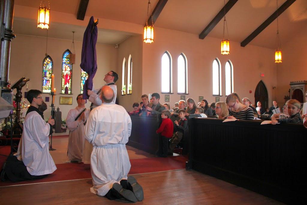 New Liturgical Movement: April 2014