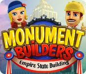 เกมส์ Monument Builders - Empire State Building