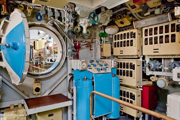 музей истории вмф музей-подводная лодка в парке северное