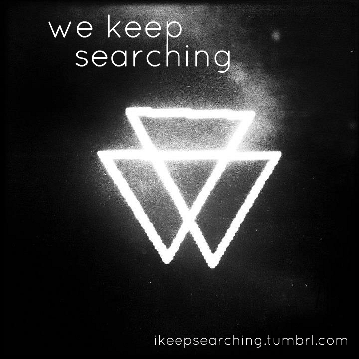 We Keep Searching