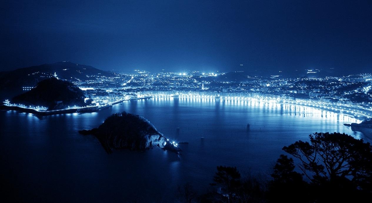 Night Wallpaper Sea