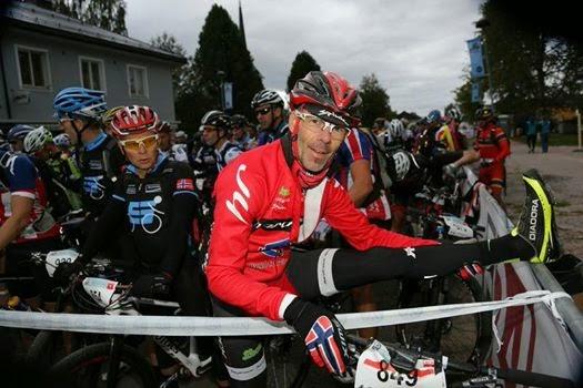 to manns sykkel